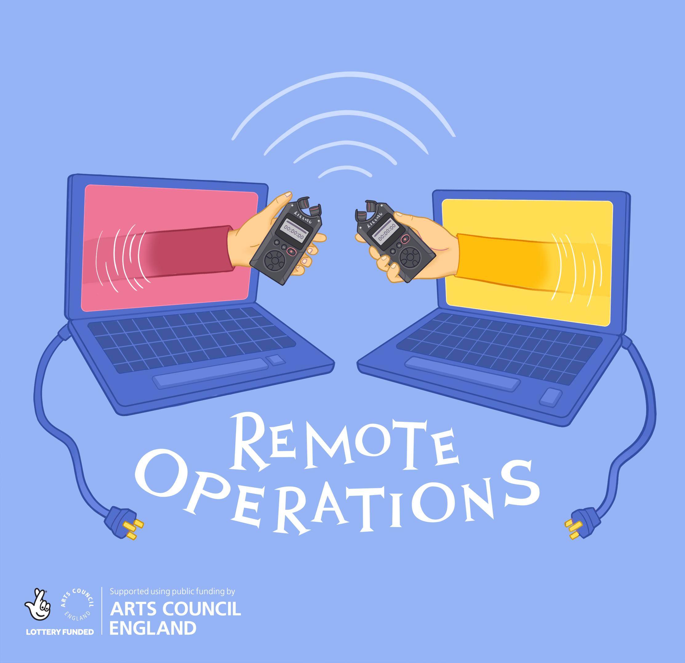 Remote Operations New Image
